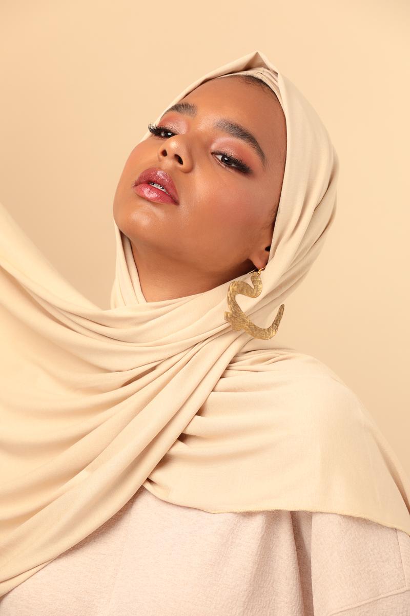 jersey hijab everyday wear