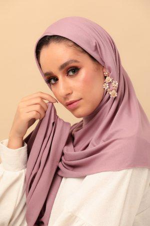 light jersey scarf