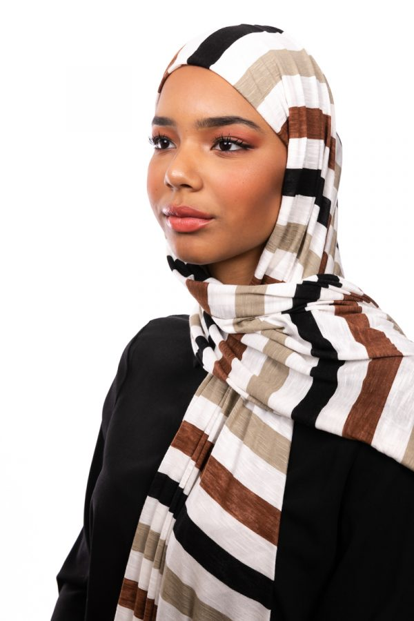 scarf jersey