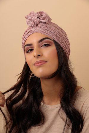original turban with knot