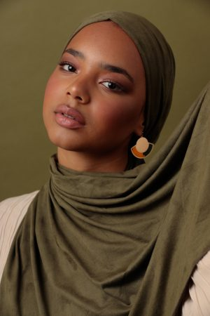 green hijab