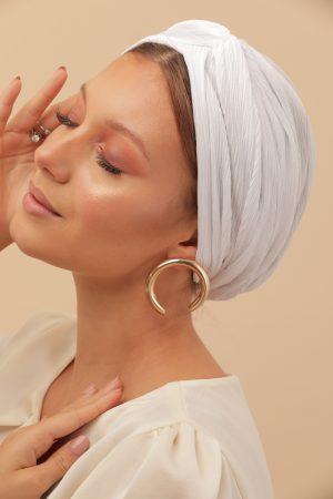 white turban