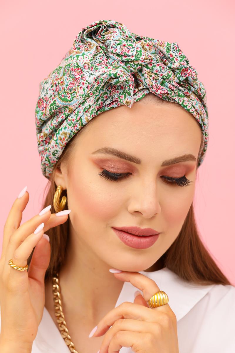 turban coton